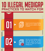 10 illegal medigap practices