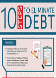 10 Steps to Eliminate Debt
