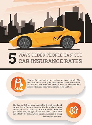 Ways for Seniors to Save on Auto Insurance