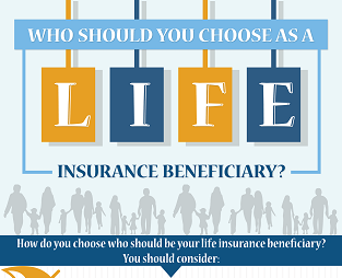 who should you choose as a life insurance beneficiary